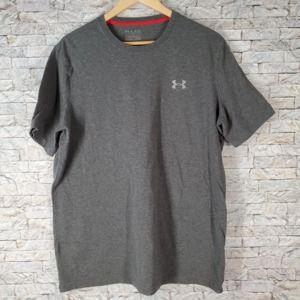 Under armour Men's Heatgear T-shirt Sze XL Gray